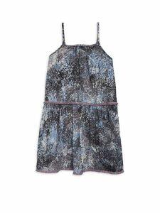 Little Girl's & Girl's Bluebell Dress