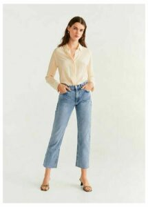 Straight crop Sayana jeans