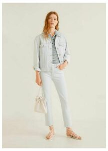 Cropped slim-fit Grace jeans