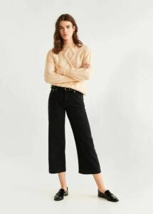 Culotte relaxed jeans