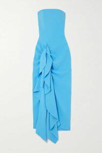 Aquazzura - Super Model 105 Leather Sandals - Black