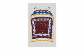 Hand Crochet Knit Tank Top