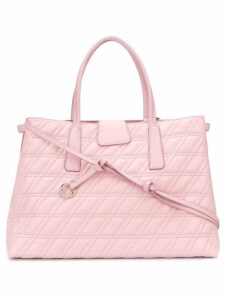Zanellato quilted tote - PINK