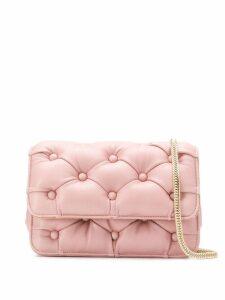 Benedetta Bruzziches Carmen shoulder bag - Pink