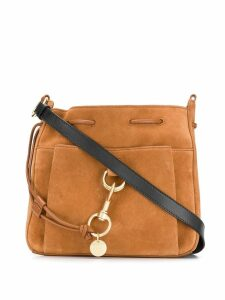 See By Chloé Tony bucket bag - Brown