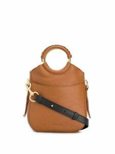 See By Chloé hobo bag - Brown