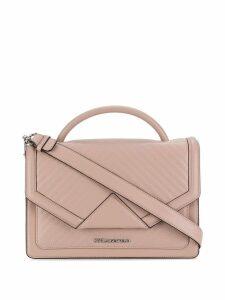 Karl Lagerfeld K/Klassik quilted shoulderbag - Pink