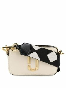 Marc Jacobs The Snapshot small camera bag - White