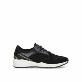 Kurt Geiger London Seth - Black Chunky Trainers