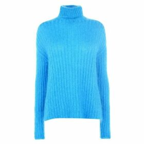 Marni Mohair Turtleneck Jumper