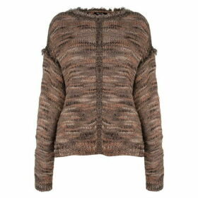 Marc Aurel Marc Exposed Seam Jumper