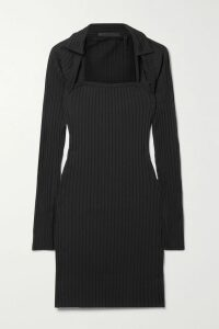 LemLem - + Net Sustain Taytu Tiered Striped Cotton-blend Gauze Maxi Skirt - Pink