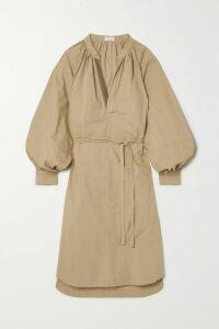 Valentino - Tiered Ruffled Chiffon Maxi Skirt - Black