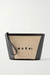 MICHAEL Michael Kors - Coral Mosaic Printed Silk-georgette Maxi Dress - Navy