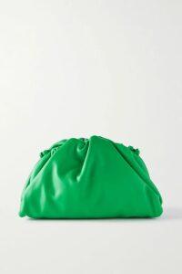 Charo Ruiz - Kayla Crocheted Lace-paneled Cotton-blend Kaftan - Black