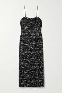 Brunello Cucinelli - Stretch-silk Satin Top - Purple