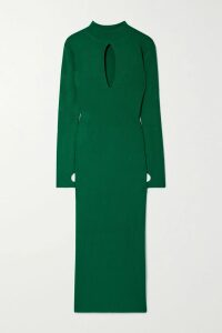 Bassike - + Net Sustain Organic Cotton-jersey Sweatshirt - Light blue