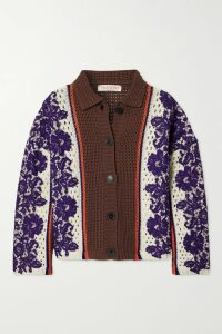 Altuzarra - Indiana Double-breasted Wool-blend Blazer - Navy