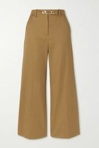 Helmut Lang - Elastic-trimmed Ribbed Cotton Turtleneck Top - Navy