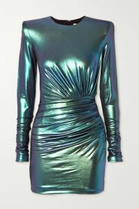 Marni - Ribbed Mohair-blend Turtleneck Sweater - Red