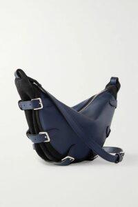 SAINT LAURENT - Tapered Leather Pants - Black