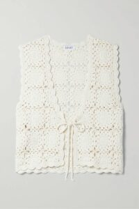 Veronica Beard - Lena Prince Of Wales Checked Cotton-blend Shorts - Gray