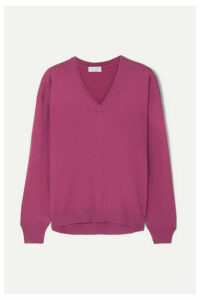Brunello Cucinelli - Cashmere Sweater - Purple
