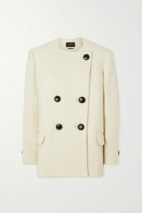 Stine Goya - Magdalena Striped Knitted Sweater - Pink
