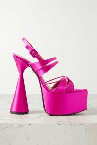 Stine Goya - Athena Cropped Floral-jacquard Shirt - Black