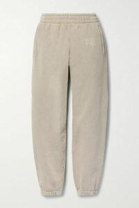 Ksubi - Racer Frayed Denim Shorts - Charcoal