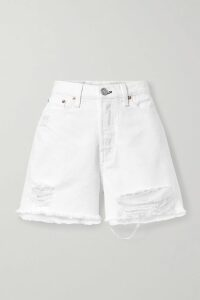 Chloé - Metallic Jacquard-knit Turtleneck Sweater - Navy