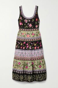 The Elder Statesman - Tie-dye Cashmere Sweater - Beige