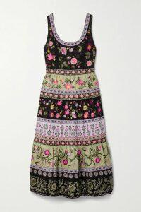 The Elder Statesman - Tie-dye Cashmere Sweater - Beige