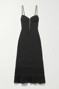 Chloé - Jacquard-knit Sweater - Lilac