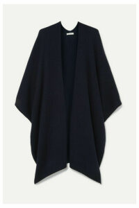 The Row - Hern Cashmere Cape - Navy