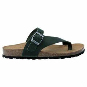 Plakton  105446 Women's Sandals  women's Mules / Casual Shoes in Green