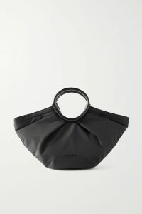 Jil Sander - Ribbed Cashmere And Silk-blend Turtleneck Sweater - Navy