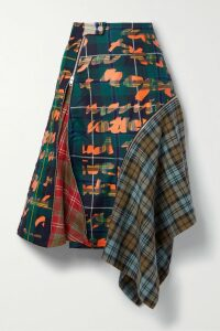 The Row - Elaine Oversized Wool And Cashmere-blend Sweater - Brick
