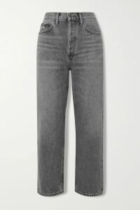 Cushnie - Belted Fil Coupé Chiffon Jacket - Navy
