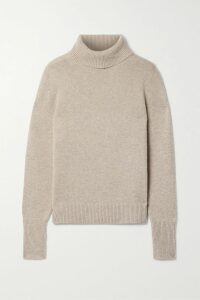 Burberry - Printed Silk-satin Twill Shirt - Army green