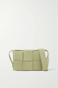Burberry - Oversized Striped Merino Wool Cardigan - Beige