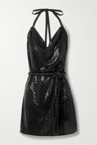 Burberry - Checked Merino Wool Sweater - Beige