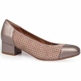 Calzamedi  S CONFORT SEÑORA  women's Court Shoes in Beige