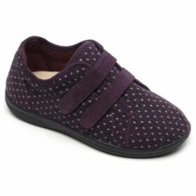 Padders  Duo Womens Full Slippers  women's Slippers in Purple