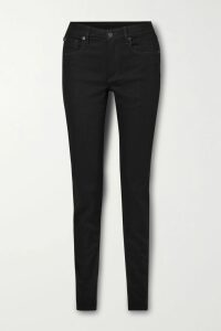 Honorine - Jill Pleated Linen Mini Dress - Brick