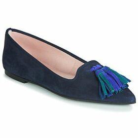 Pretty Ballerinas  JEENA  women's Shoes (Pumps / Ballerinas) in Blue