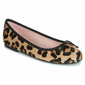Pretty Ballerinas  -  women's Shoes (Pumps / Ballerinas) in Brown