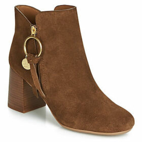 See by Chloé  SB31148A  women's Mid Boots in Brown
