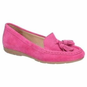 Hush puppies  Daisy Womens Moccasin Shoes  women's Loafers / Casual Shoes in Pink