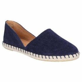 Hush puppies  Rosie Espadrille Womens Slip On Shoes  women's Espadrilles / Casual Shoes in Blue